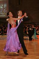 Andrzej Sadecki & Karina Nawrot at German Open 2007