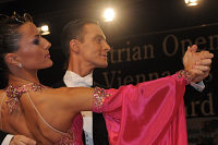 Benedetto Ferruggia &amp; Claudia Khler at Austrian Open 2008