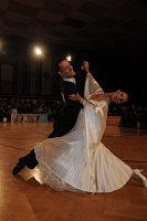 Simone Segatori & Annette Sudol at Austrian Open Championshuips 2008