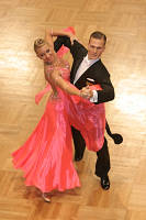 Nikolai Darin &amp; Ekaterina Fedotkina at German Open 2007