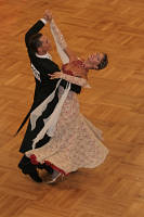 Francesco Andreani & Francesca Longarini at German Open 2007