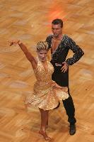 Dorin Frecautanu & Roselina Doneva at German Open 2007