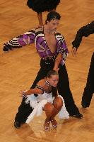 Emanuele Soldi & Elisa Nasato at German Open 2007