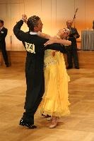 Joel Gonzalez & Ariadna Gil at German Open 2006