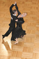 Anton Skuratov & Alona Uehlin at German Open 2007