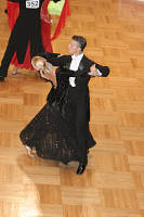 Anton Skuratov &amp; Alona Uehlin at German Open 2007