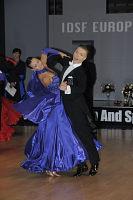 Sergei Konovaltsev & Olga Konovaltseva at Sofia 2008