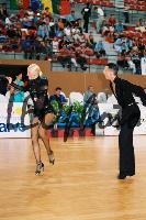 Andrea Ghigiarelli & Sara Andracchio at Campeonato de Loulé
