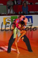 Emanuele Soldi & Elisa Nasato at Spanish Open 2006