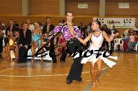 Emanuele Soldi & Elisa Nasato at Portugal Open 2007