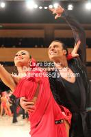 Andrius Kandelis & Elena Zverevshchikova at UK Open 2012