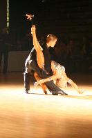 Jurij Batagelj & Jagoda Batagelj at Tactus Open 2007