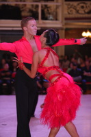 Neil Jones & Ekaterina Sokolova at