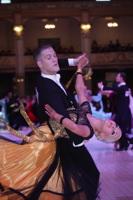 Christopher Millward & Victoria Bennett at