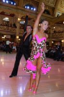 Ryan Mcshane & Ksenia Zsikhotska at Blackpool Dance Festival