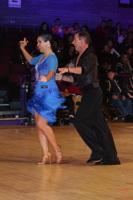 Paul Hopwood & Carol Ireland at