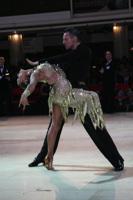 Dmytro Wloch & Viktoriya Kharchenko at Blackpool Dance Festival 2012