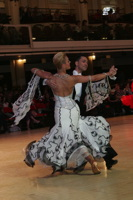 Nicola Pascon & Anna Tondello at Blackpool Dance Festival 2012