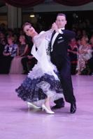Igor Reznik & Mariya Polischuk at