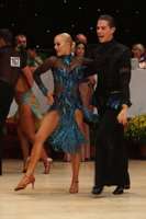 Kirill Dovzhik & Alicia Philips-bullock at