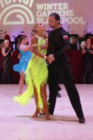 Pavel Zvychaynyy & Oxana Lebedew at