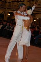Andrea Silvestri & Martina Váradi at Blackpool Dance Festival
