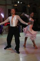 Jonas Kazlauskas & Jasmine Chan at Blackpool Dance Festival 2012