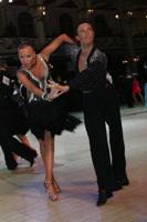 Luke Miller & Hanna Cresswell-Melstrom at Blackpool Dance Festival 2012