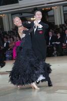 Luke Miller & Hanna Cresswell at Blackpool Dance Festival 2012