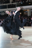 Luke Miller &amp; Hanna Cresswell at Blackpool Dance Festival 2012