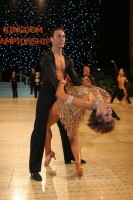 Stefan Green & Adriana Sigona at UK Open 2009