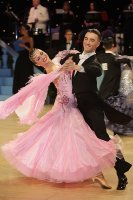 Stanislav Portanenko & Nataliya Kolyada at UK Open 2011