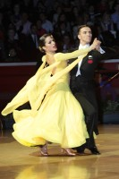 Stanislav Portanenko &amp; Nataliya Kolyada at International Championships 2012