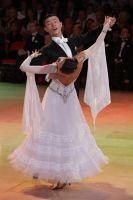 Chao Yang & Yiling Tan at Blackpool Dance Festival