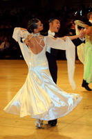 Chao Yang & Yiling Tan at UK Open 2005