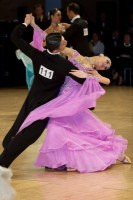 Chao Yang & Yiling Tan at UK Open 2008