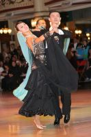 Chao Yang & Yiling Tan at Blackpool Dance Festival 2008