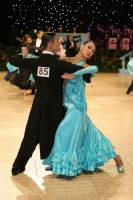Chao Yang &amp; Yiling Tan at UK Open 2009