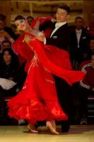 Chao Yang & Yiling Tan at Blackpool Dance Festival 2009