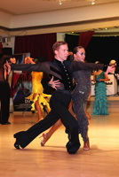 Neil Jones & Ekaterina Sokolova at Bournemouth Summer Festival