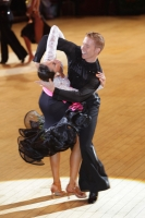 Neil Jones & Ekaterina Jones at International Championships 2011