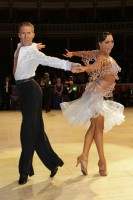 Neil Jones & Ekaterina Sokolova at International Championships 2012