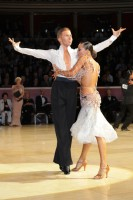 Neil Jones & Ekaterina Jones at International Championships 2012