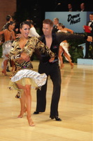 Photo of Neil Jones &amp; Ekaterina Sokolova
