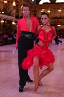 Photo of Neil Jones & Ekaterina Sokolova