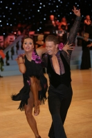 Neil Jones & Ekaterina Jones at UK Open 2009