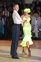 Neil Jones & Ekaterina Sokolova at Blackpool Dance Festival 2010