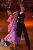 Dusan Dragovic & Ekaterina Romashkina at Imperial 2008