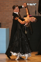Dusan Dragovic &amp; Ekaterina Romashkina at UK Open 2009