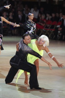 Ilia Borovski & Veronika Klyushina at Blackpool Dance Festival 2012